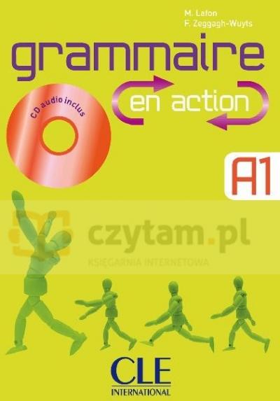 Grammaire en Action A1 podr z CD