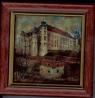 Kraków - Wawel - Obrazek w ramce 10x10