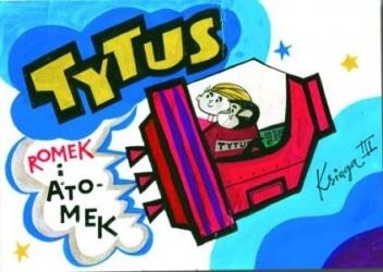 Tytus Romek i Atomek Tytus harcerzem księga 3 Chmielewski Henryk Jerzy