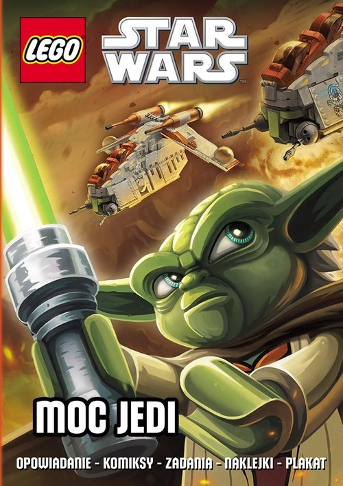 Lego Star Wars. Moc Jedi (LND301)