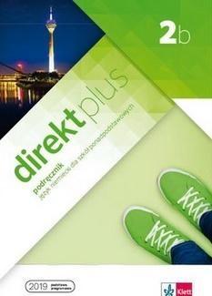 Direkt plus 2b Podręcznik wieloletni + mp3 online praca zbiorowa