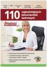 110 Najważniejszych dokumentów kadrowych Praca zbiorowa