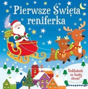 Pierwsze święta Reniferka (Uszkodzona okładka) Helen Grafer (ilustr.)