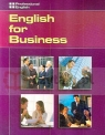 English for Business Book z CD Josephine O'brien