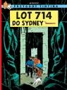 Przygody Tintina Tom 22: Lot 714 do Sydney