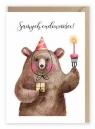 Kartka urodzinowa eko A6 - Samych cudowności (K010)