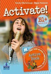 Activate B1+ Student's Book plus Active Book z płytą CD Barraclough Carolyn, Roderick Megan
