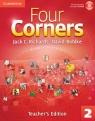Four Corners  2 Teacher's ed with Assessment Audio CD/CD-ROM