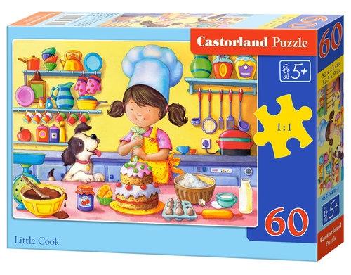Puzzle Little Cook 60 elementów