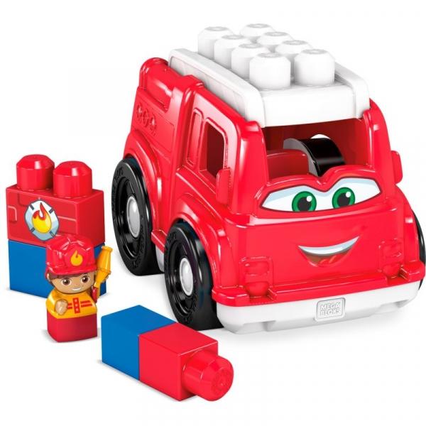 Pojazd Mix - Wóz strażacki (GCX09)