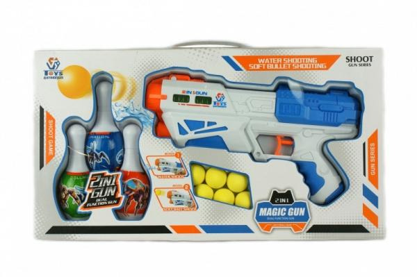 Pistolet na piłeczki i wodę (002893)
