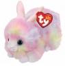Maskotka Beanie Babies: Sherbet - Pastelowy królik 15cm (42188)