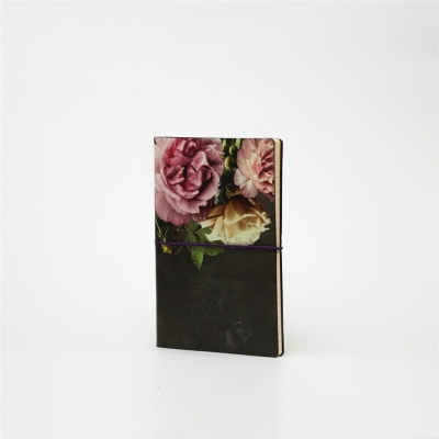 Notatnik A5 Ltd M linia Bukiety kwiatów. Renesans
