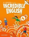 Incredible English 2E 4 WB+Online Practice OXFORD
