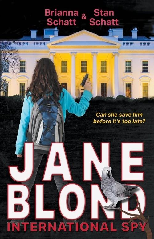Jane Blond International Spy Schatt Brianna