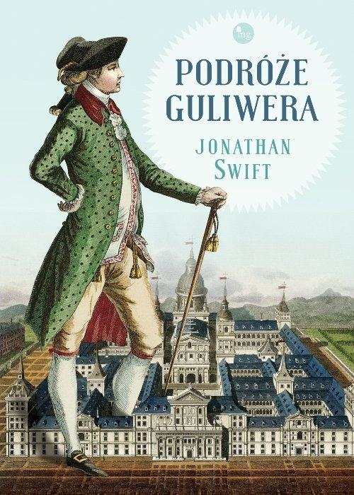 Podróże Guliwera Swift Jonathan
