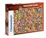 Puzzle Impossible Puzzle! 1000: Emoji (39388)