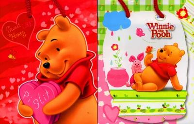 Torba Disney TGD-10 MIX (Puchatek, Cards, Myszka Micki, Star wars, Violetta ) .
