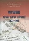 Wywiad Korpusu Ochrony Pogranicza 1924-1939