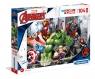 Puzzle Maxi SuperColor 104: Avengers (23688)