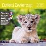 Kalendarz 2015 Dzieci zwierząt Helma 30