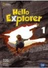 Hello Explorer. Zeszyt ćwiczeń do języka angielskiego dla klasy pierwszej Philip James, Dorota Sikora-Banasik, Marta Mrozik