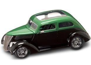 YAT MING 1937 Ford Sedan (green)