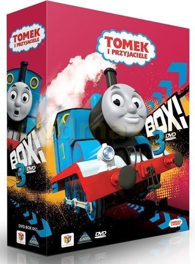 Tomek i Przyjaciele 2 (BOX 3xDVD)