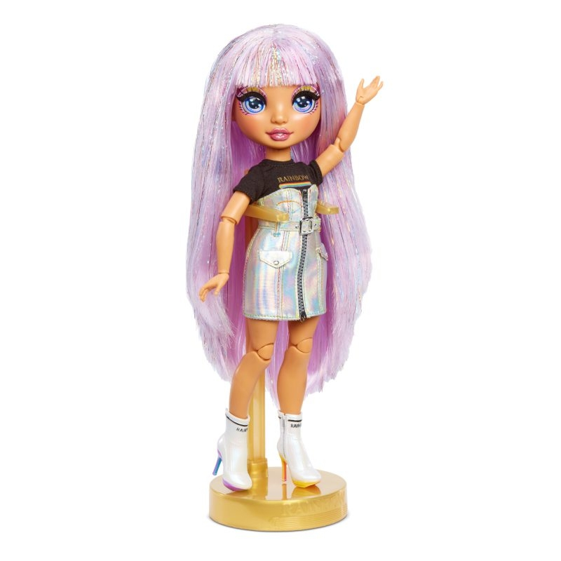 Rainbow High Fashion Studio - Studio mody z lalką Avery Styles (571049)