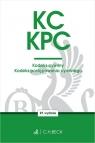 KC KPC Kodeks cywilny Kodeks postępowania cywilnego Edycja Sędziowska Żelazowska Wioletta (red.)