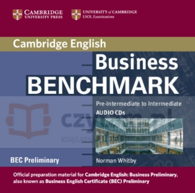 Business Benchmark PreInt-Int Prel CDs (2) Norman Whitby