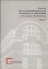 Rocznik Centrum Studiów Niemieckich i Europejskich im. Willy Brandta 2003