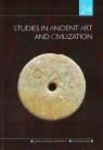 Studies in Ancient Art and Civilization 2020, nr24 red. Jarosław Bodzek, Piotr Kołodziejczyk