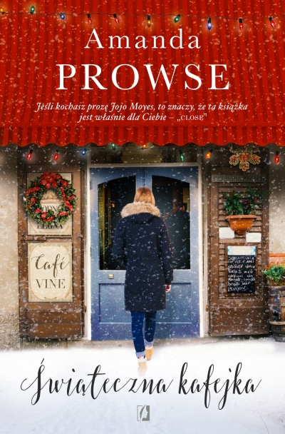 Świąteczna kafejka AMANDA PROWSE