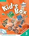 Kid's Box American English 3 WB with CD-ROM Caroline Nixon, Michael Tomlinson