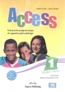 Access 1 Student's Book z płytą CD