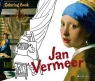 Coloring Book Jan Vermeer Weissenbach Andrea