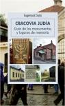 Żydowski Kraków Przewodnik po zabytkach wersja hiszpańska Duda Eugeniusz