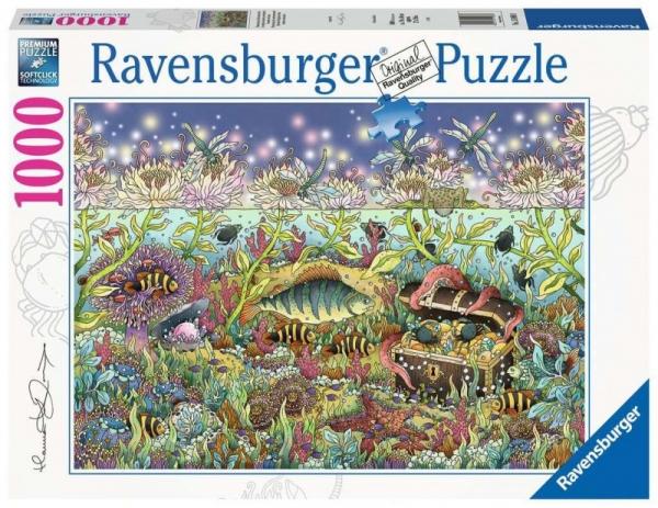 Puzzle 1000 elementów Podwodne Kroóestwo At Dusk (159888)