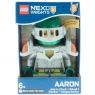 LEGO Budzik Nexo Knights Aaron (9009426)