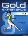Gold Experience A1 Student's Book + DVD Barraclough Carolyn, Aravanis Rosemary