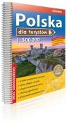 Polska dla turystów atlas samochodowy 1:300 000