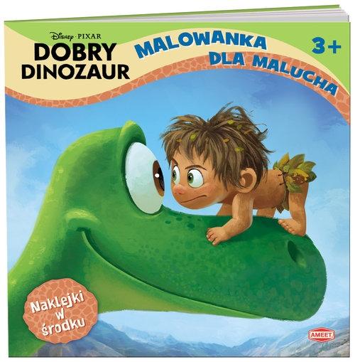 Dobry dinozaur Malowanka dla malucha opracowanie zbiorowe
