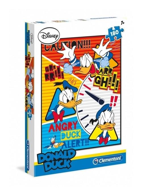 Puzzle Kaczor Donald 180