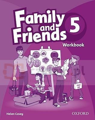 Family & Friends 5 WB Helen Casey