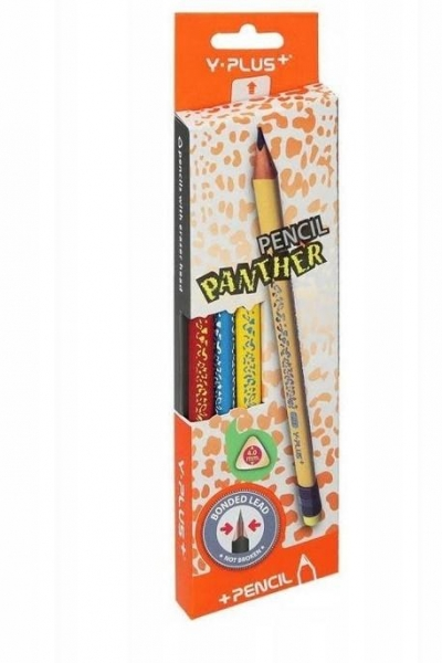Ołówek Jumbo HB Panther 12szt