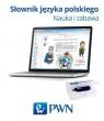 Pendrive - Słownik języka polskiego PWN. Nauka i zabawa. opracowanie zbiorowe