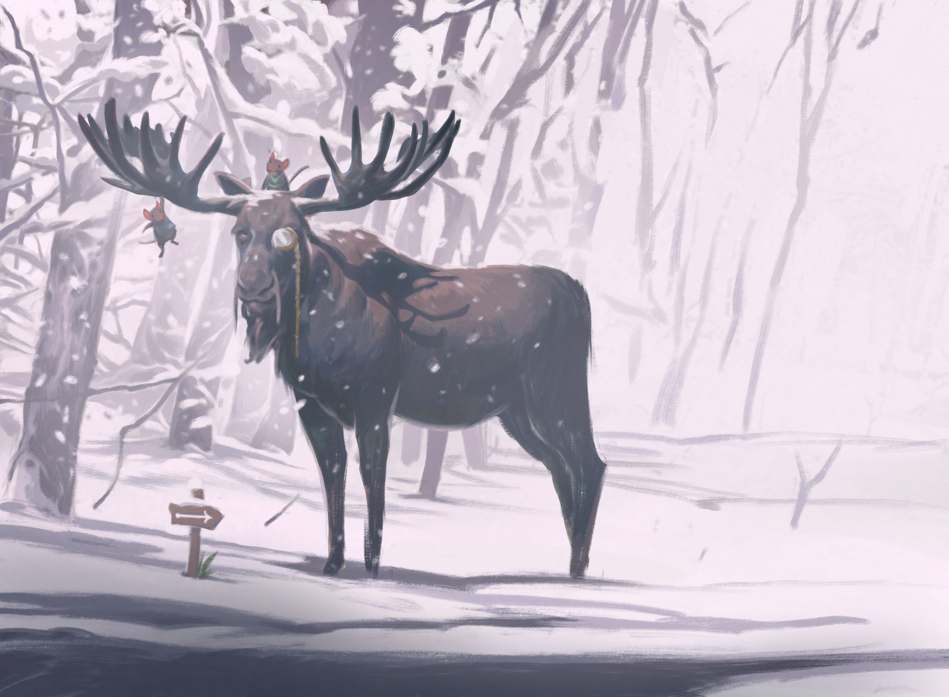 Everdell: Zimowy szczyt (edycja kolekcjonerska)