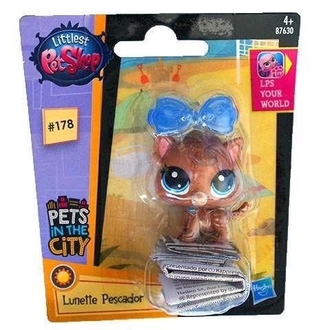 LPS Figurka podstawowa B, Fisher Cat