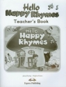 Hello Happy Rhymes Teacher's Book